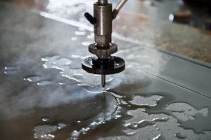 Гидроабразивная резка нержавеющей стали