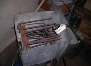 Как сделать электропечь для сауны своими руками