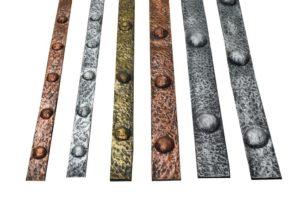 Имитация ковки из металла