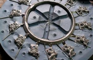 Литье металла в силиконовые формы