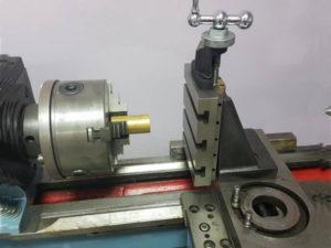 Фрезерное приспособление для токарного станка своими руками