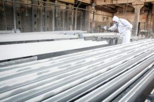 Холодное цинкование металла технология
