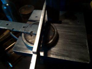 Технология изготовления ножей в домашних условиях