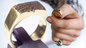 Как сделать печатку своими руками