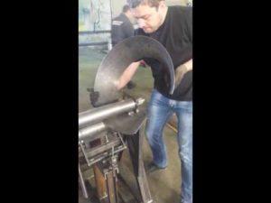 Как согнуть конус из металла своими руками