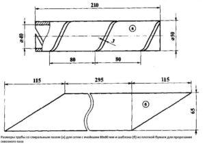 Станок для плетения сетки рабицы своими руками