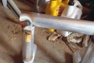 Как приварить оцинковку к металлу