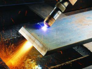 Лазерная и плазменная резка металла отличия