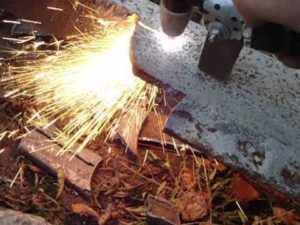 Самодельный плазменный резак по металлу
