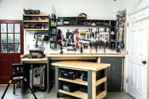 Домашняя мастерская оборудование своими руками