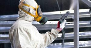 Нанесение полимерного покрытия на металл