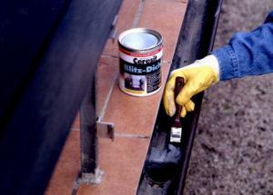 Чем покрасить металл чтобы не ржавел