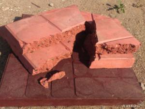 Полимерно песчаная плитка своими руками