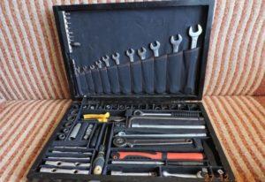 Как сделать чемодан для инструментов своими руками