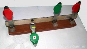 Механические мишени для пневматики своими руками