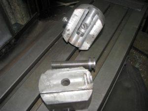 Расточная головка для фрезерного станка своими руками