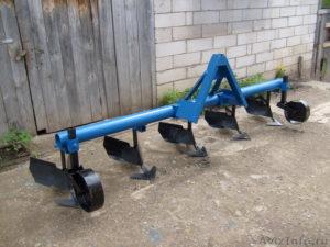 Как сделать окучник своими руками для трактора