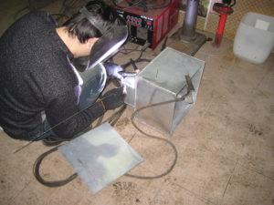 Сварка дюралюминия в домашних условиях