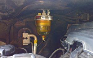 Сепаратор для дизельного топлива своими руками