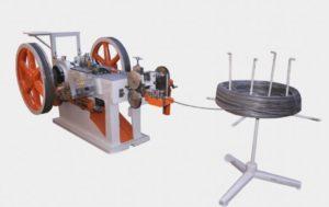 Аппарат для изготовления гвоздей
