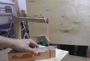 Как порезать пенопласт своими руками