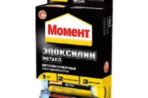 Момент эпоксилин металл инструкция