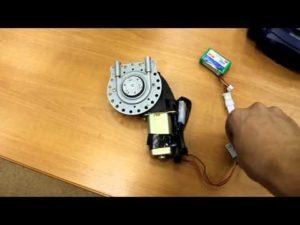Как сделать сервопривод своими руками