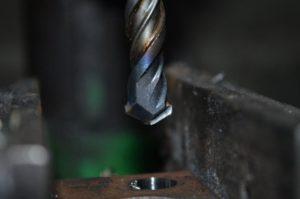 Сверла для сверления каленого металла