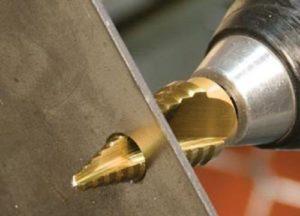 Как быстро просверлить металл