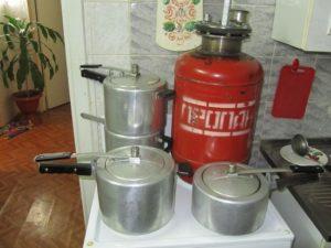 Автоклав для домашнего консервирования своими руками сделать