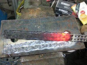 Как закалить металл в домашних условиях
