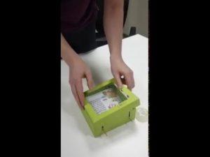 Как сделать диафильм своими руками