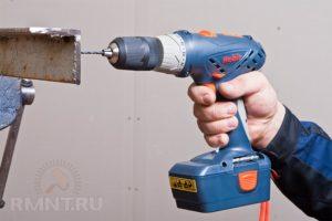 Как правильно сверлить металл дрелью