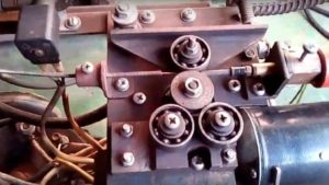 Подающий механизм для полуавтомата своими руками