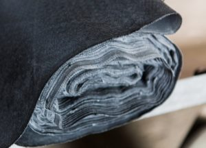 Прорезинивание ткани своими руками