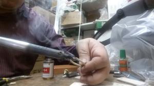 Как паять алюминий паяльником