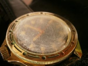 Полировка корпуса часов своими руками