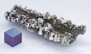 Изделия из тугоплавких металлов