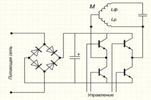 Частотник для трехфазного электродвигателя своими руками
