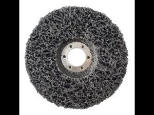 Зачистной круг для болгарки по металлу