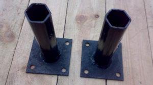 Шестигранная труба для мотоблока своими руками
