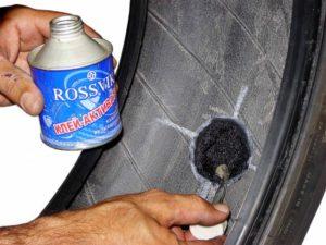 Чем приклеить резину к металлу в машине