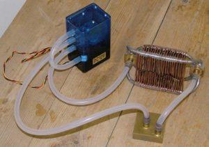 Как сделать радиатор охлаждения своими руками