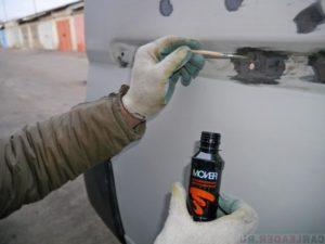 Как очистить металл от окисления