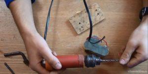 Как сделать мини бормашину своими руками