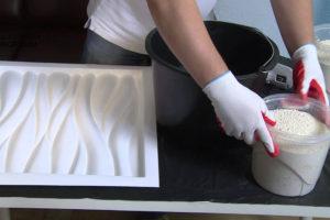 Как сделать форму для гипса своими руками