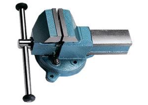 Какие тиски лучше чугунные или стальные