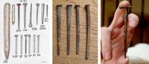 Из какого металла делают гвозди