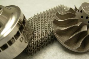 3д принтер металлические изделия