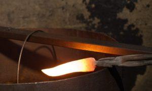 Закаливание металла в домашних условиях